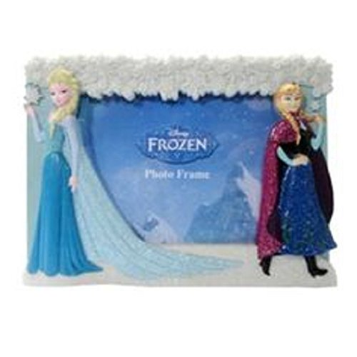 Frozen Elsa and Anna 4x6 Photo Picture (Frozen Photo Frame)