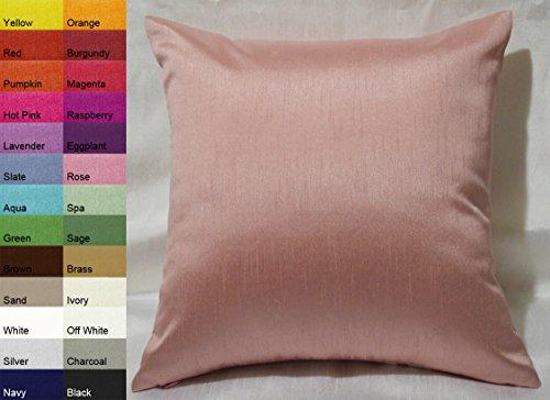 Pink Rose Pillow - 4