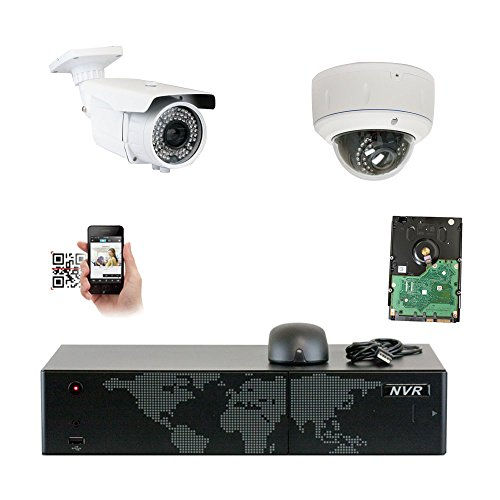 GW Security Bullet Security Camera