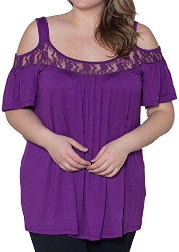 Purple Classic T-Shirt - 7
