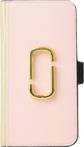 Marc Jacobs iPhone Case, Blush Multi, iPhone - Cowhide Leather Marc Jacobs