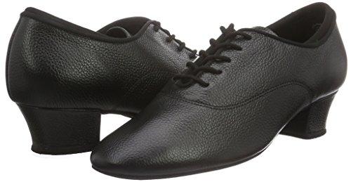 034 Danse De Femme Damen Salon Tanzschuhe Diamant 140 Noir 034 Chaussures a Trainer qUwnIHRZz