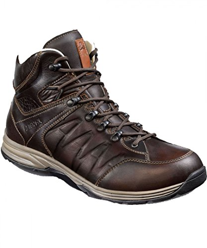 Calabria Identity dark brown brown in for Meindl shoes dark women style 6gxwgS