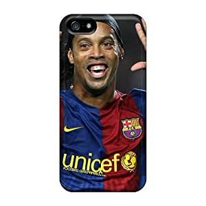 Sanp On Protector For SamSung Galaxy S6 Phone Case Cover (the Player Number 10 Of Atletico Mineiro Ronaldinho)