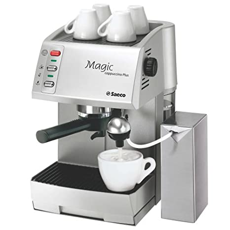 Amazon.com: Saeco 00330 Magic Cappuccino Plus tradicionales ...
