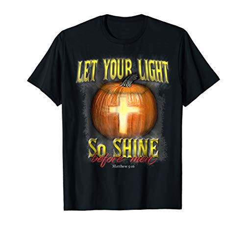 Let Your Light Shine - Halloween