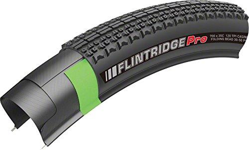 Kenda Flintridge Pro Tire - 700C 700C X 35 BLACK (Tubeless Kenda)