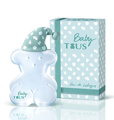 Baby By Tous 100ml Eea De Colongne Spray, 3.4-Ounce