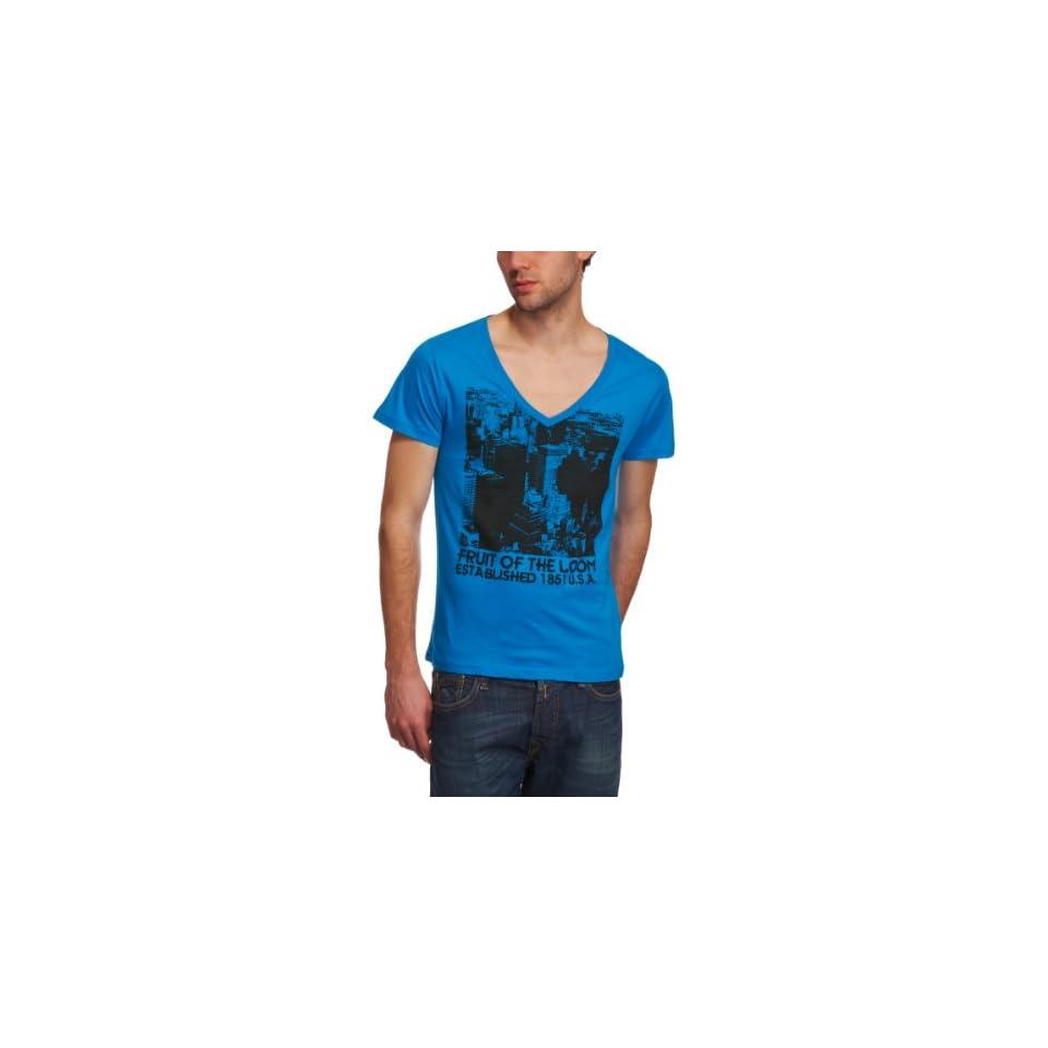 Fruit of the Loom Herren Shirt/ T Shirt, Tierdruck 11274PP127