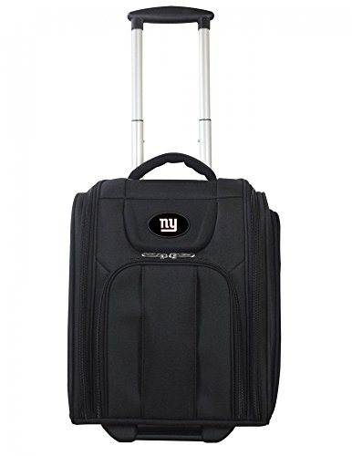 NFL New York Giants Deluxe Wheeled Laptop Overnighter by Denco