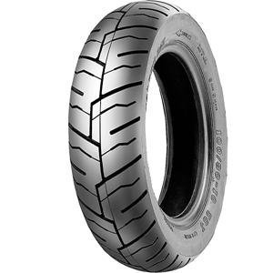 SHINKO SR425 SCOOTER TIRE REAR 100/90-10 TL BIAS