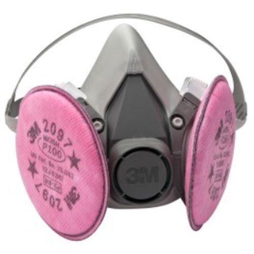 3M P100 Particulate Respirator Mask