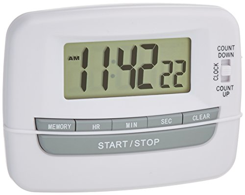 Sammons Preston Large Digit Handheld Timer, Portable or M...
