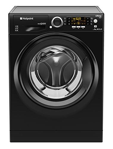 Hotpoint RPD9467JKK Washing Machine Ultima S-Line 9 Kilogram Black