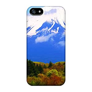 High-quality Durability Case For Iphone 5/5s(mt Fuji Japan)