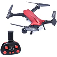 Foldable RC Drone L6060W FPV WiFi 2MP Real-time Transmission RC Quadcopter Altitude Hold Aircraft