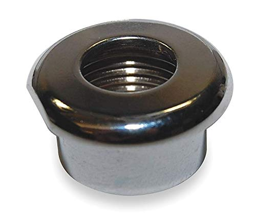 Chicago Faucets Escutcheon Nut for Chicago Faucets - 422-113JKCP, (Pack of 2)