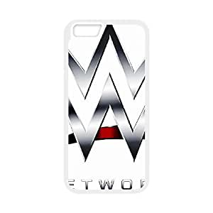 WWE iPhone 6 Plus 5.5 Inch Cell Phone Case White as a gift F7937584