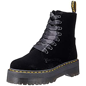 Dr. Martens 15265001 Jadon Polished Smooth, Scarpe Stringate Basse Brogue Unisex-Adulto