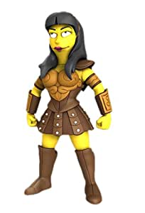 NECA Simpsons 25th Anniversary - Lucy Lawless 12,5 cm Action Figure Series 2