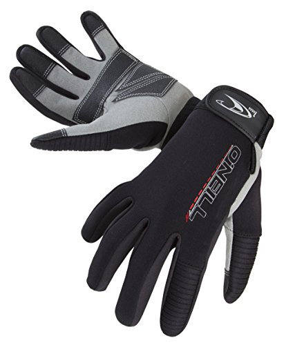 O'Neill Men's Dive Explore 1mm Glove, Black, Medium