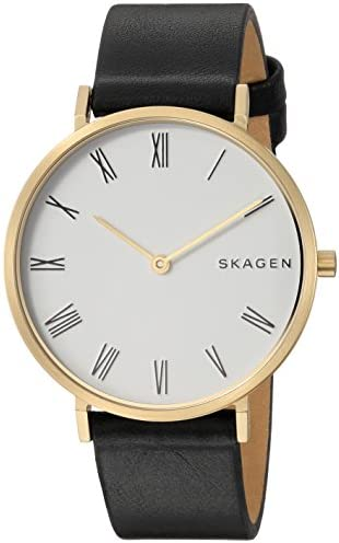 Skagen Womens Quartz Stainless Leather product image