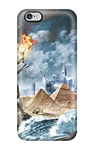 ClaudiaDay Snap On Hard Case Cover Civilization Iv For Protector For Iphone 6 Plus