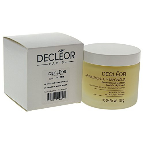- Decleor Aromessence Magnolia Youthful Night Balm, Salon Size, 3.5 Ounce
