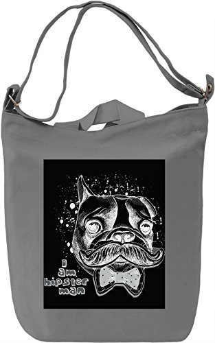Sweet Dog Borsa Giornaliera Canvas Canvas Day Bag| 100% Premium Cotton Canvas| DTG Printing|