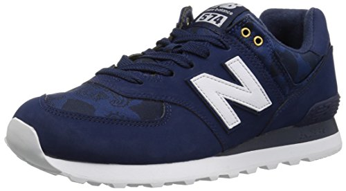 New Balance Men's 574v2 Sneaker, Silver Mink/White, 12 D - Mens Balance New Retro