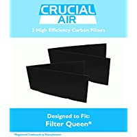 2 Pre Cut Filter Queen Carbon Filters Fit Room Air Cleaners