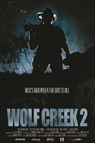 울프 크릭 2 포스터