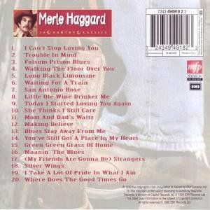 Country Classics: Merle Haggard by Emd Int'l (Image #1)