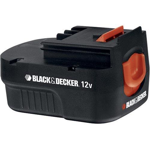 BLACK+DECKER HPB12 12-Volt Slide-Pack Battery