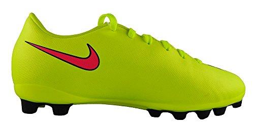 Zapatilla Futbol Sala Nike, JR Mercurial Vortex IC Volt 651643 760