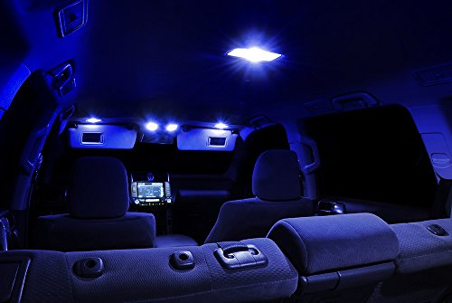 automotive, lights & lighting accessories, accent & off road lighting,  led & neon lights  on sale, XtremeVision Interior LED for Scion XB XD 2008-2014 (12 Pieces) Blue Interior LED Kit + Installation Tool in US2