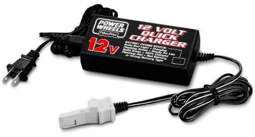 Power Wheels 12-Volt Charger
