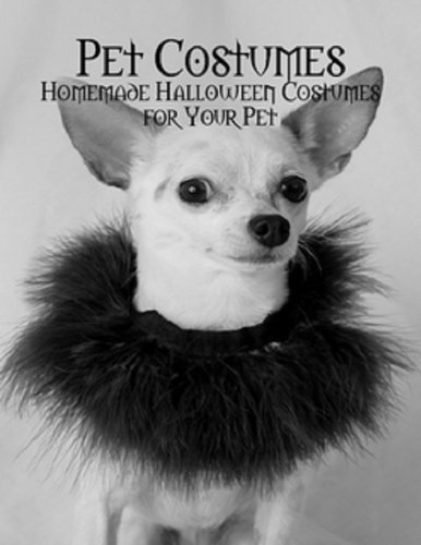 Pet Costumes - Homemade Halloween Costumes for Your Pet