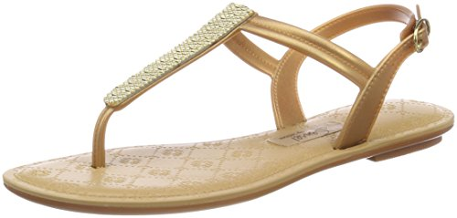 8353 Sandal Fem Mujer Sense Grendha Beige Multicolor Gold para Chanclas ZqzRxFw