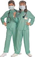 Halloween Concepts Child's E.R. Doctor Costume, Medium