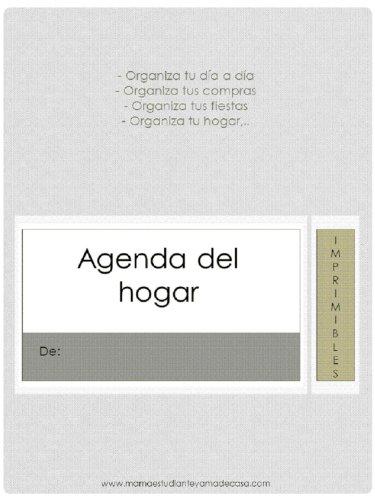 Agenda-Organizador (Spanish Edition) - Kindle edition by ...