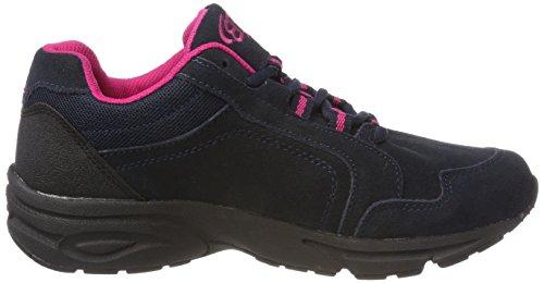 Mujer Circle Pink Bruetting para Pink Nórdica Marcha Marine Zapatillas de Marine Azul dPpqxYP