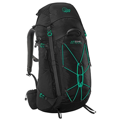- LOWE ALPINE AIRZONE PRO ND33:40 WOMENS BACKPACK (BLACK)