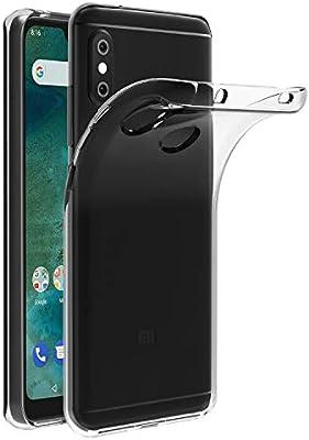 ivoler Funda Carcasa Gel Transparente para Xiaomi Mi A2 Lite ...