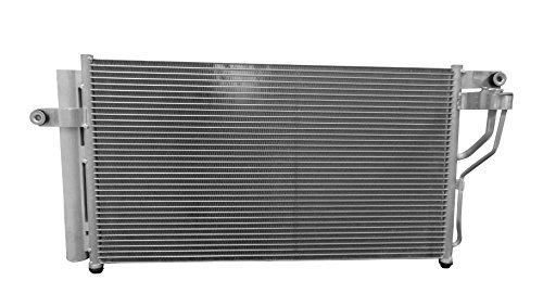 COH113 3590 AC A/C Condenser for Hyundai Fits Accent 06 07 08 09 10 11 1.6 L4