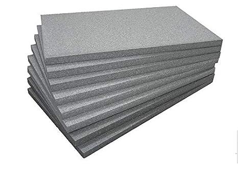 Gut gemocht Polystyrol – EPS 100 graphit Platten für Wärmedämmung A II62
