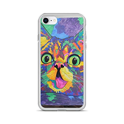 miguella Famous Spectra- Lil Bub Case Cover Compatible for iPhone (7/8)