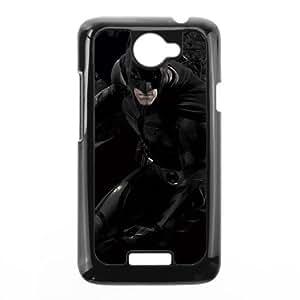HTC One X Cell Phone Case Black Batman in Black JSK769824