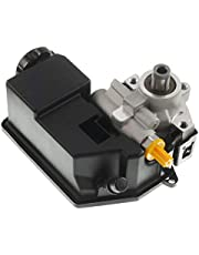 A-Premium Power Steering Pump Without Pulley for Chevrolet Colorado GMC Canyon Isuzu i-280 i-290 i-350 i-370 2004-2012