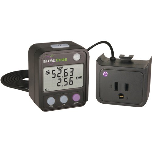 (P3 P4490 Kill A Watt Edge Energy Monitor)